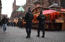 Dėl atakos Strasbūro kalėdinėje mugėje pateikti kaltinimai terorizmu