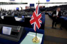 """""""Times"""": ES pasiruošusi atidėti """"Brexitą"""" iki 2020 metų"""