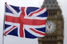 """Jungtinėje Karalystėje bus paskelbta pirmoji teismo nutartis dėl """"Brexit"""""""