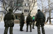 Analitikas: Ukraina turi neleisti separatistinėms teritorijoms suartėti su Rusija