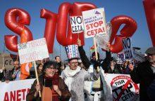 Seime kelią skinasi ES ir Kanados susitarimų ratifikavimas