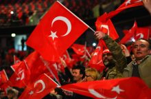 Vokietijoje prieglobsčio paprašė 136 diplomatinį statusą turintys turkai