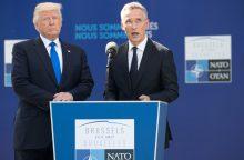 Kaip elgtųsi Rusija, jei NATO plėtra sustotų?
