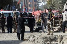 Kabule susisprogdinus mirtininkui žuvo mažiausiai 32 žmonės