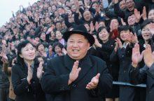 JT vadovas: karo su Šiaurės Korėja galima išvengti