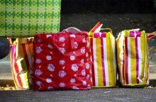 Ar plastikinių pirkinių maišelių era jau baigiasi?