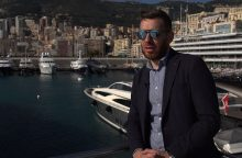 Susirasti darbą Monake lietuviui padėjo rusų kalbos mokėjimas