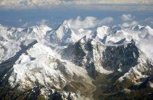Alpinistas apie lietuviškas viršūnes Tian Šanio kalnuose: jų yra apie 30