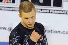 Europos graplingo čempionas: pralaimėjimą būčiau priėmęs ramiai
