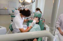 Penki svarbiausi dalykai, kad vaikų dantys būtų sveiki