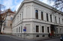 Vilniuje BBC filmuojant serialą apie A. Hitlerį ir nacius – eismo ribojimai