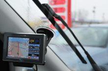 Navigacijos įranga ne visuomet žino geriau