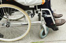 Nauja socialinės pagalbos forma: neįgaliesiems talkins asmeniniai asistentai