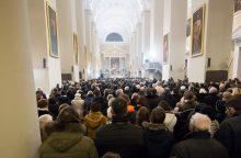 Tyrimas: lietuviai religingiausi tarp Baltijos šalių gyventojų