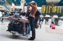 Tyrimas: pigių skrydžių bendroves lietuviai vertina skeptiškai