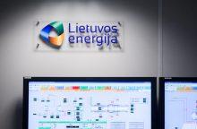 """""""Lietuvos energija"""" iš Europos investicijų banko skolinsis 190 mln. eurų"""