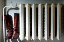 Šilumininkams įspėjant, kad maždaug dešimtadaliu brangs šiluma, valdžia ramina