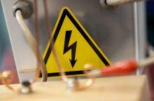 Raseinių rajone elektra mirtinai nutrenkė žmogų