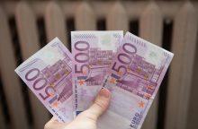 Seimas iki sausio grąžino 9 proc. PVM lengvatą šildymui