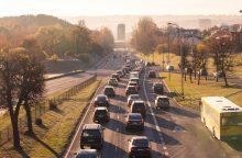 Bankas: automobilių įperkamumo indeksas sparčiai auga