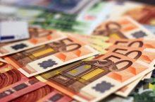Buvę kredito unijos vadovai pasisavino 155 tūkst. eurų