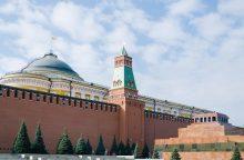 CNN vadovybė kontroliuos medžiagos apie Rusiją viešinimą