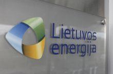 """""""Lietuvos energija"""" žada išmokėti 1,6 mlrd. eurų dividendų"""