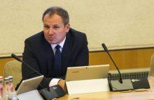 G. Surplys: kažkurie darbuotojai piktybiškai kenkia ministerijos interesams