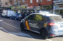 Įkaitų drama Madrido banke baigėsi
