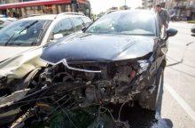 Geros tendencijos: Kauno gatvėse mažėja žuvusių žmonių