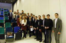 Paaiškėjo geriausiai anglų kalbą mokantys Kauno gimnazistai