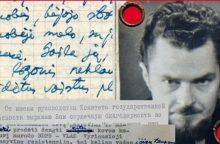 A. Anušauskas knygoje atkūrė sovietų saugumo agento J. Markulio asmenybę
