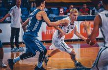 Europos jaunimo pirmenybėse Lietuva įšoko į ketvirtfinalį