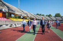UEFA ekspertas įvertino Kauno ambicijas turėti išskirtinį futbolo stadioną