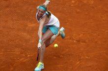 Moterų teniso turnyro Kinijoje finale – slovakė bei čekė
