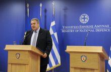 Graikijos teismas atmetė Turkijos prašymą išduoti du karininkus