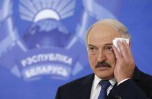 Ukraina laukia iš Baltarusijos informacijos apie sulaikytus provokatorius