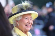 Didinamas karalienės Elizabeth II finansavimas