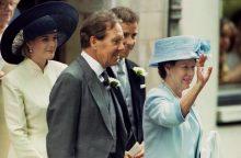 Mirė lordas Snowdonas, buvęs britų princesės Margaret vyras