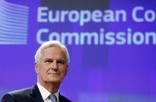 Derybininkas: prieš išstodama iš ES Britanija turi apsimokėti sąskaitas