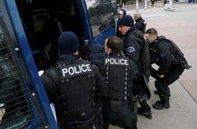 Šveicarijos pareigūnai pradėjo tyrimą dėl įtariamo turkų sekimo šalyje