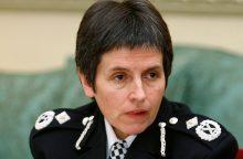 Moteris pirmą kartą tapo policijos komisare Jungtinėje Karalystėje