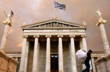 Graikija, ES ir TVF grįžo prie derybų stalo dėl skolų
