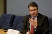 Vokietija remia Lietuvos siekį užtikrinti Baltarusijos AE saugumą