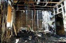 Per naujus susirėmimus Ukrainoje žuvo du kariai