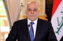 Parlamento rinkimai Irake vyks gegužės 12-ąją