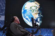 S. Hawkingo kremuoti pelenai bus saugomi Vestminsterio abatijoje