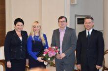 Apdovanoti geriausi Lietuvos kūno kultūros mokytojai