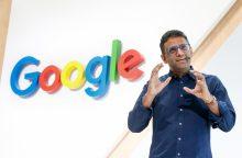 """""""Google"""" pristatė vizualesnį ir intuityvesnį paieškos variklį"""