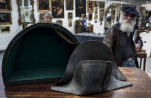 Kariška Napoleono skrybėlė aukcione parduota už 280 tūkst. eurų
